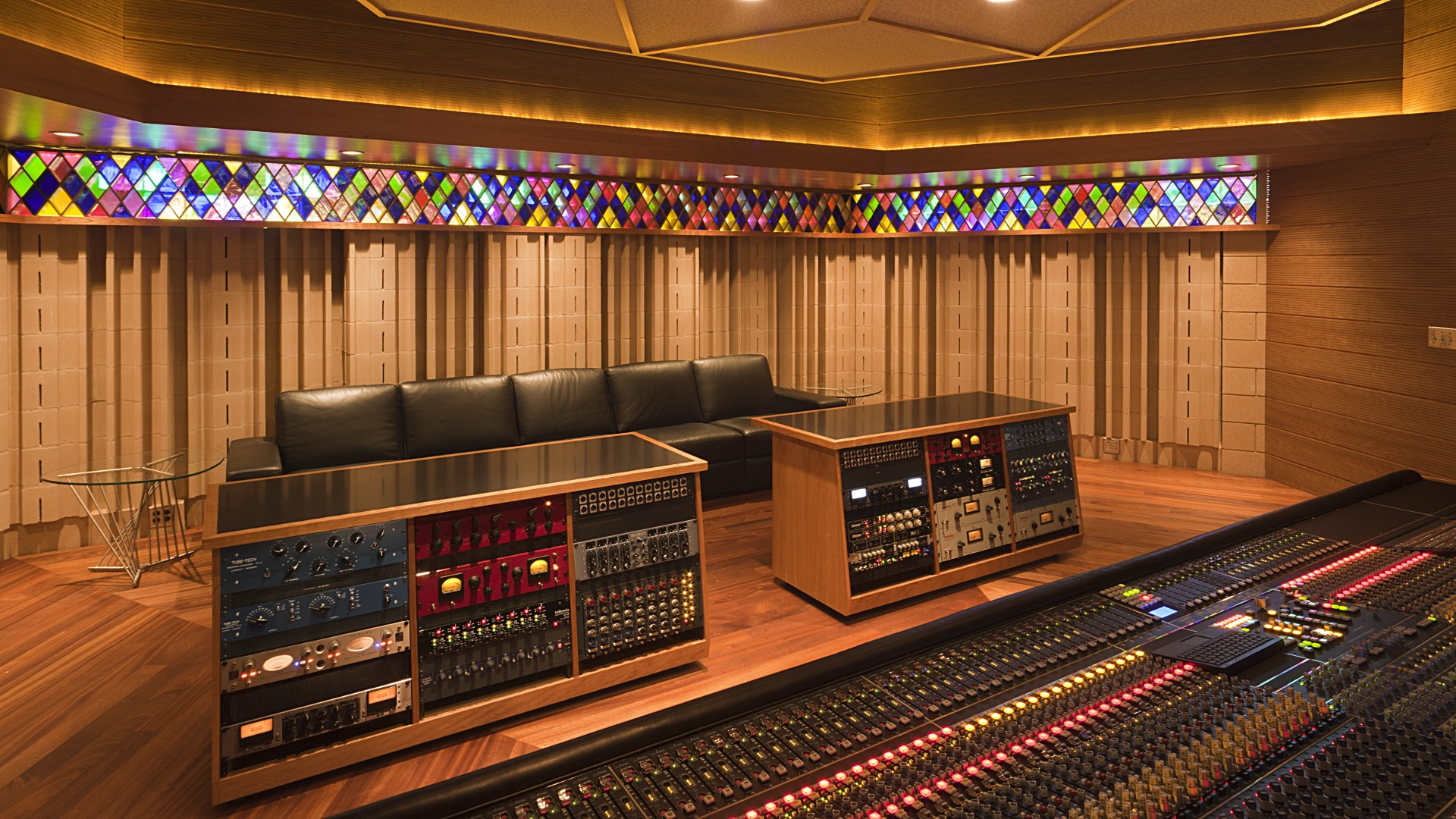 The Control Room Manifold Recording