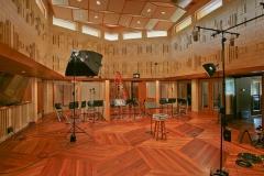 Video prep for audio recording